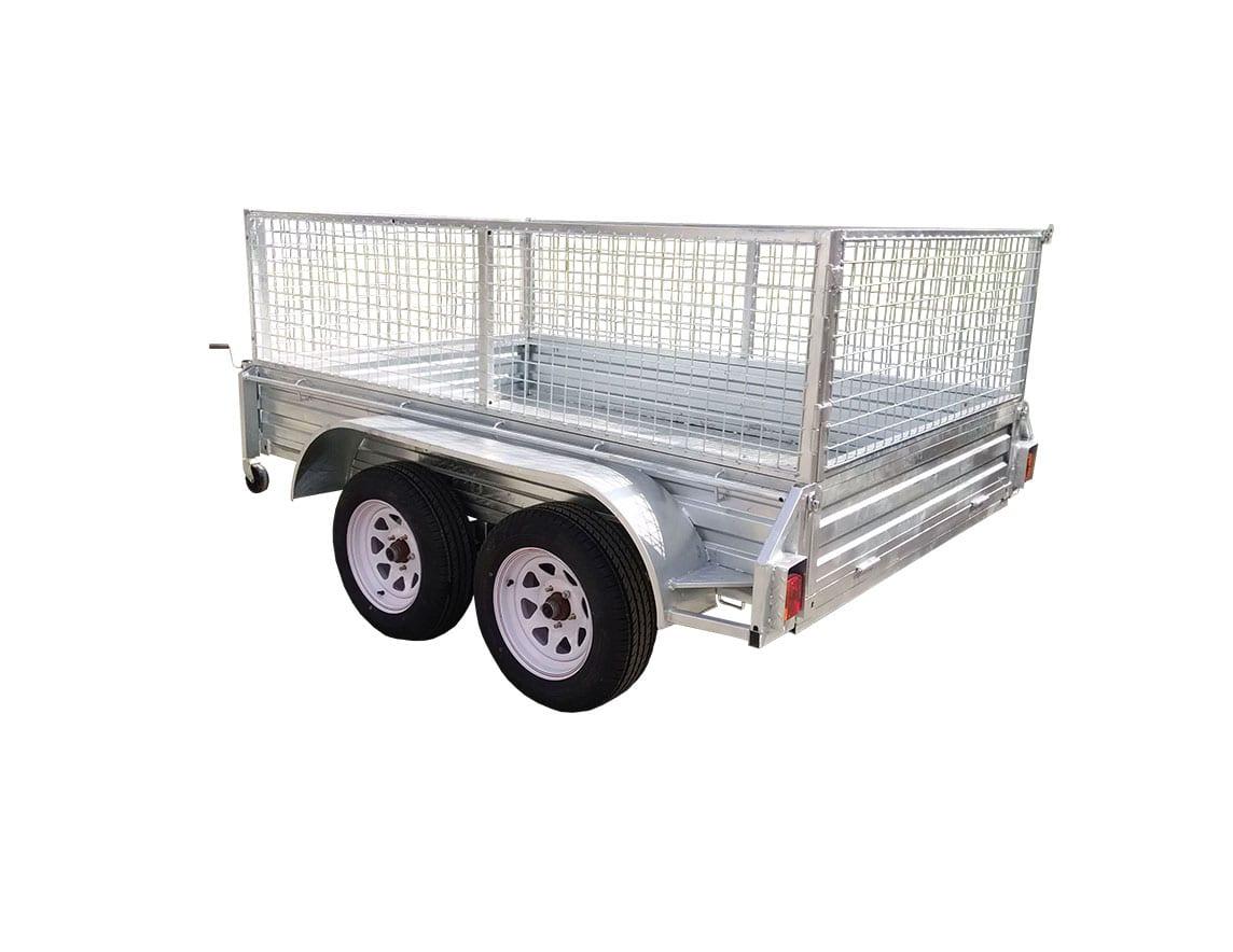 tandem 8x5 trailer